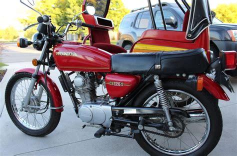 1980 honda cb125s with rickshaw sidecar bike urious