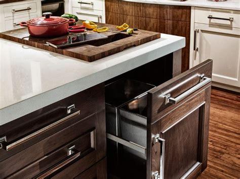 Moderne Einbaumülleimer Für Die Küche  Ideen Und Tipps