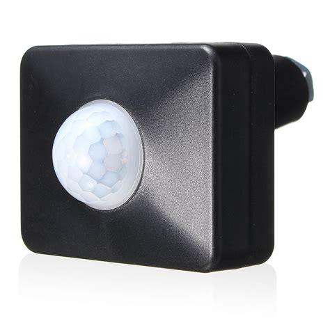 led 120 176 100w infrared pir motion sensor detector indoor outdoor wall light switch 220 240v sale