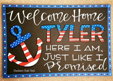 1000+ Ideas About Military Welcome Home On Pinterest