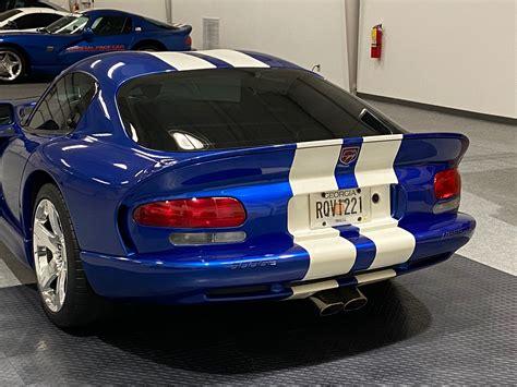 dodge viper rear clear marker lights