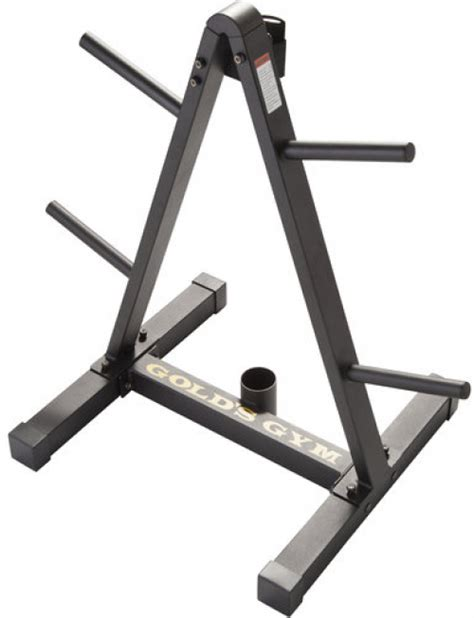 weight plate storage rack barbell tree plates exercise standard size olympic  ebay