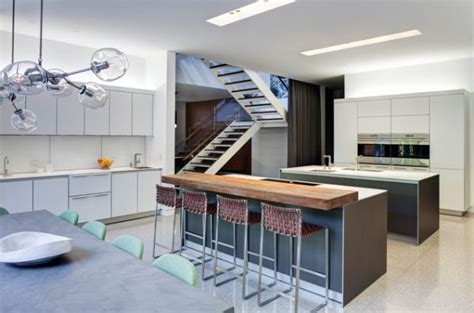 contemporary kitchen islands 37 multifunctional kitchen islands with seating