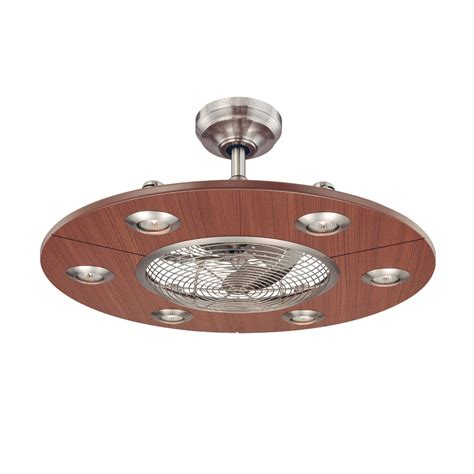 lowes ceiling fans with lights and remote shop allen roth dexter 28 in brushed nickel downrod