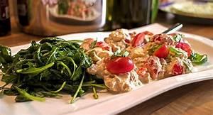 Low Carb Rezept Sommerlicher Thunfisch Tomaten Salat
