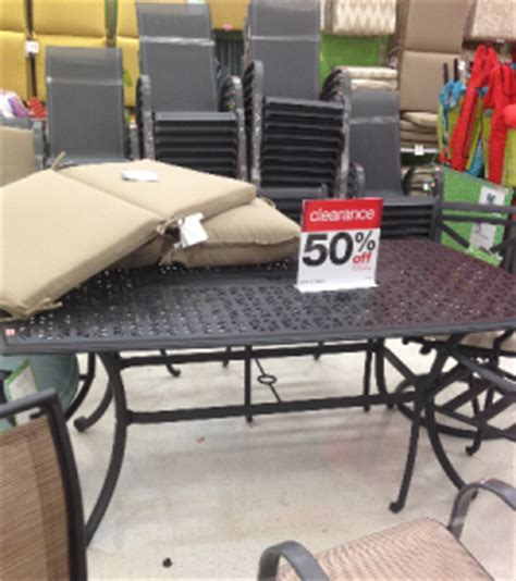 target outdoor furniture clearance sales my frugal