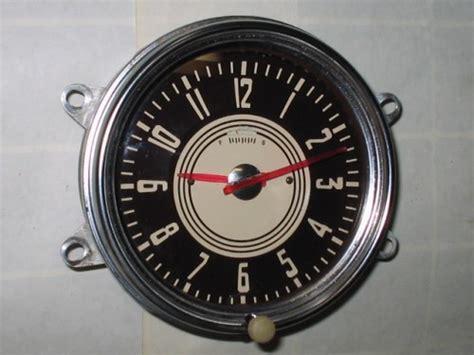 chevrolet clock windup type   fit