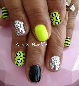 leopard nail art Nail Art Gallery