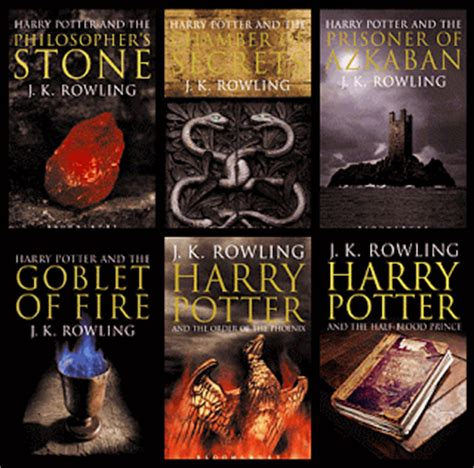 Books For Me Harry Potter Series