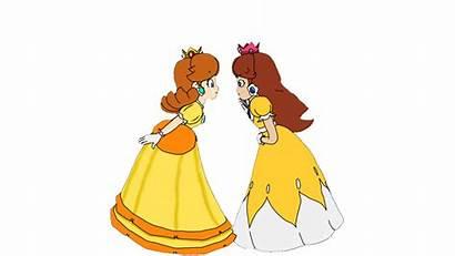 Deviantart Daisy Vs Mario Princess Spanking Peach