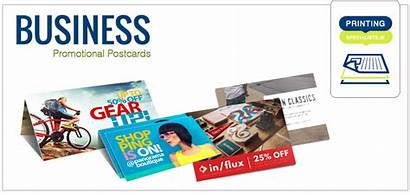 Postcards Promotional Business Techstore Service Ie