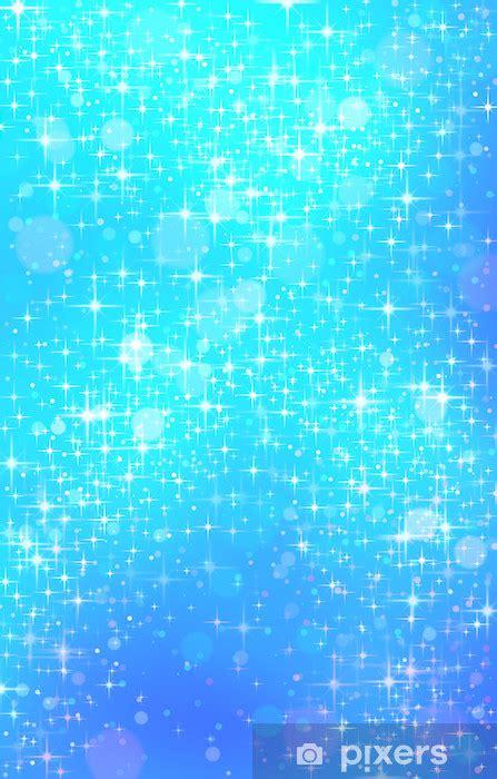 Fototapete Glitzer Blau • Pixers® - Wir leben, um zu verändern