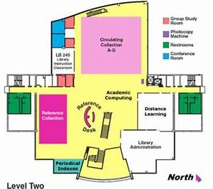 Library Floor Plan - Southern & Dobson | Library | Mesa ...