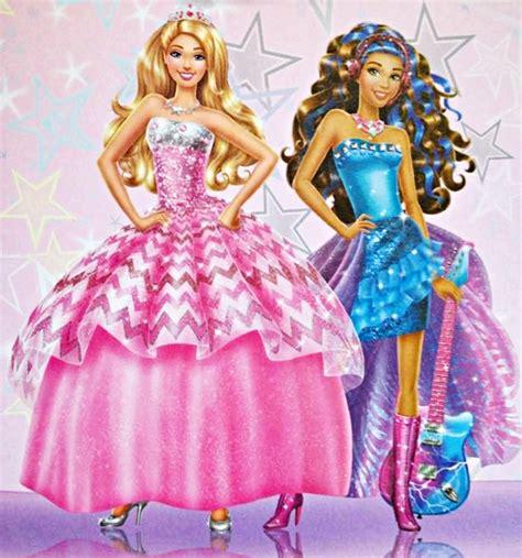 2019 hier vind je een aantal leuke kleurplaten van de leuk voor kids website. Gambar Berby - Gambar Mewarnai Barbie Untuk Anak Paud Dan ...