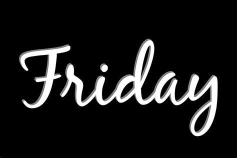 Friday Images Black Friday 183 Free Image On Pixabay