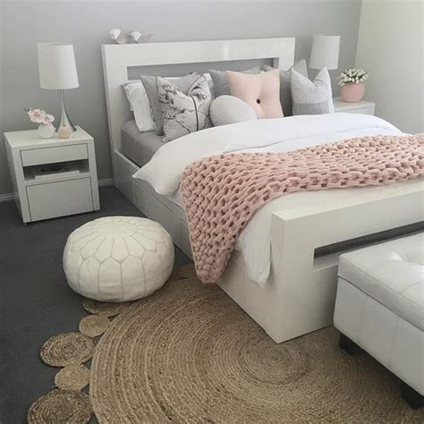 gray and pink bedroom ideas pink and grey bedroom decor coma frique studio f00b92d1776b 18815 | cooee large ball vase dusty pink is to me i like the side tables the bedding and pillows and the bed the best gray pink bedrooms ideas grey on stunning grey and silver bedroom ideas