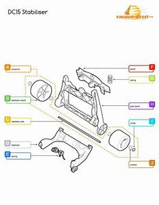 Dyson Dc17 Animal Parts Diagram