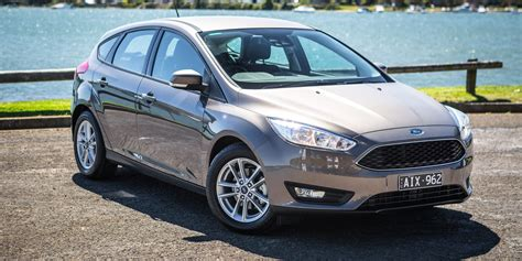 ford focus 2017 ford focus trend review caradvice