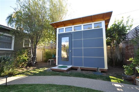 Luxurious Open Air Home Built For Two by Home Studios Build A Prefab Backyard Recording Studio