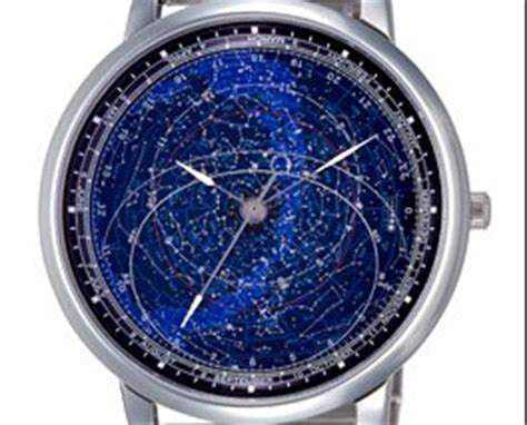 citizen astrodea celestial dial shows complex star chart