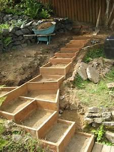 Garten Bepflanzen Ideen : garten am hang anlegen und sch ne hangbeete bepflanzen ~ Lizthompson.info Haus und Dekorationen