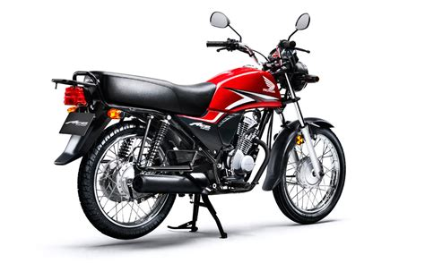 2012 Honda Ace Cb125 And Ace Cb125-d