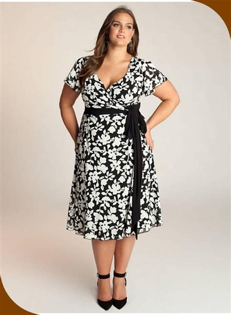 semi formal dress  chubby women fashion womens