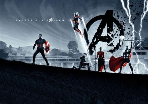 Avengers Endgame HD Wallpaper | Background Image ...