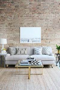 decoracao com sofa cinza 20 ideias para se inspirar With couleur peinture tendance salon 4 comment decorer un salon au look scandinave coaching deco