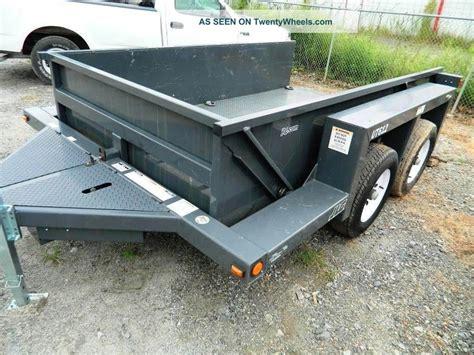 jlg drop deck utility trailer 2011 jlg l ut612 hydraulic drop deck scissor lift