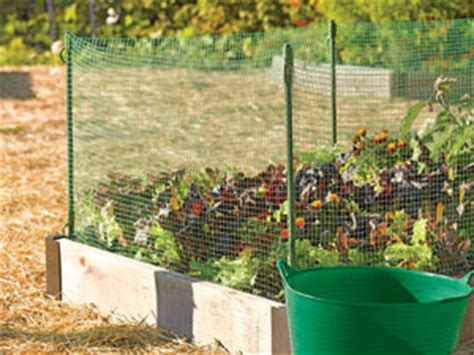 Keep Animals Out Of Garden by Garden Fencing To Keep Animals Out Gardener S Supply