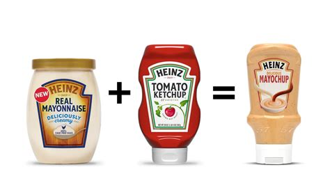 "Is Heinz's New ""mayochup"" Just Innovation Gone Wrong?"