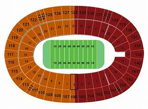Ou Texas Seating Chart Red River Showdown Ticket And Game Statistics Ticketcity