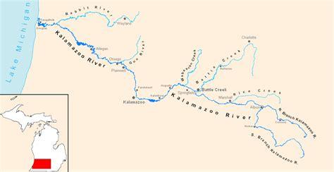 File:Kalamazoo River Map.png - Wikimedia Commons