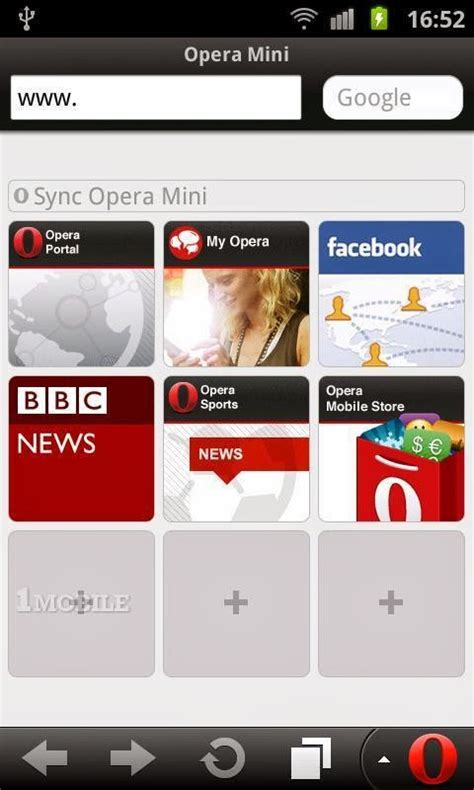 opera mini browser for android 7 5 3 apk android apk