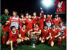 May 30 1984, Rome Liverpool's 4th European Cup win in