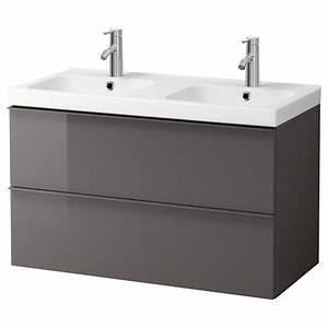 Meuble Vasque Ikea : hemnes odensvik meuble pour lavabo inspirations avec ~ Dallasstarsshop.com Idées de Décoration