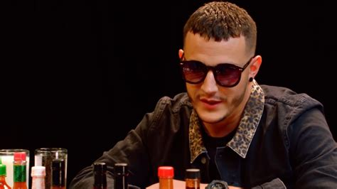 Watch Dj Snake Reveal His Human Side While Eating Spicy Wings