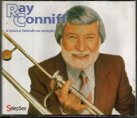 ray conniff  musica falando ao coracao cd compilation limited edition discogs