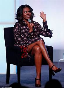 Michelle Obama says men feel entitled and rely on women ...