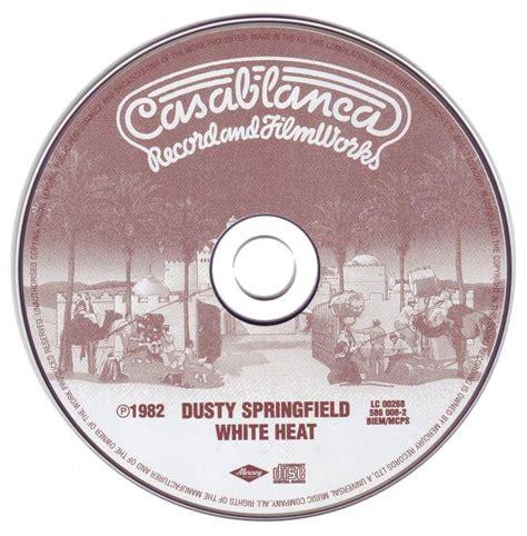 dusty springfield white heat 1982 2002 remastered