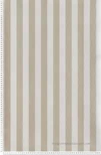 Papier Peint Lutece Rayures by Papier Peint Rayures Bicolores Beige Et Blan Lut 232 Ce