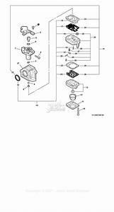 Echo Ppt-260 S  N  03001001-03999999 Parts Diagram For Carburetor