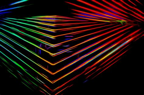Free Picture Abstract Design Laser Digital Dark