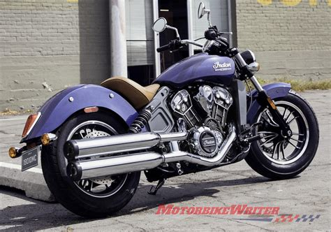 Indian Scout Image by 2019 Indian Scout Has New Paint And Usb Motorbike Writer