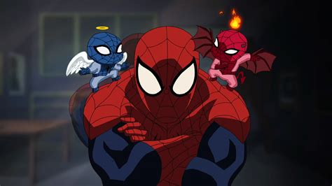 Ultimate Spiderman The Animated Series Review