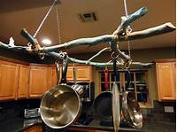pot and pan hanging rack How To Choose The Right Rack For Hanging Pots and Pans