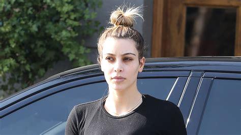 wow kim kardashian ueberzeugt auch ungeschminkt