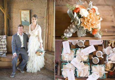 Wedding Ideas For Winter : Snowed-in, A Diy Winter Wedding Idea And A Stylized