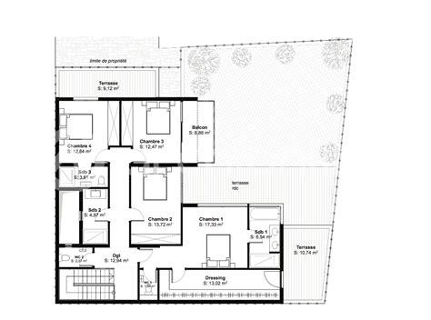 plan maison 6 chambres best catalogue maison moderne pictures design trends